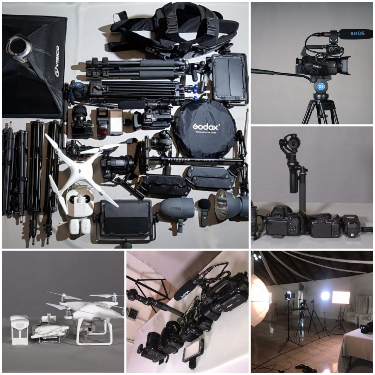 La Louise production gear